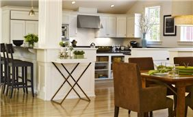 1 Easy Street's Beautiful Kitchen