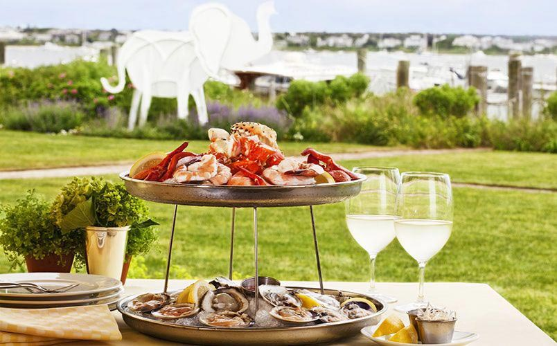 Brant Point Grill - A Favorite For Nantucket Cuisine
