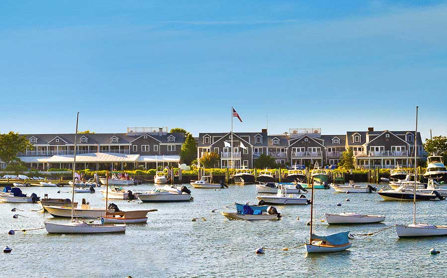 Harborside Hotel at White Elephant Hotel, Massachusetts