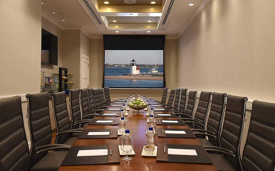 Meetings Facility at White Elephant Hotel, Massachusetts Top