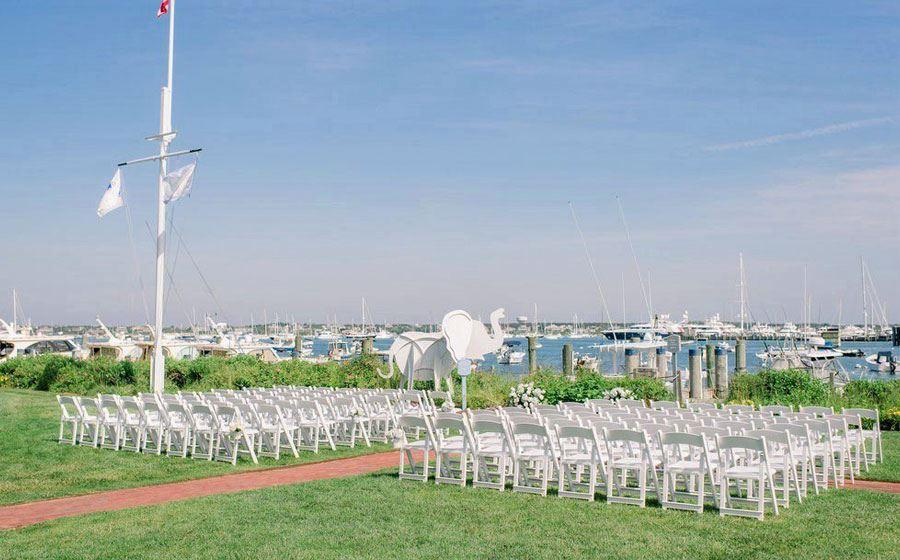 Weddings Facility at White Elephant Hotel, Massachusetts Top