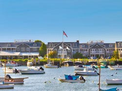 Harborfront Accommodations In Nantucket, White Elephant