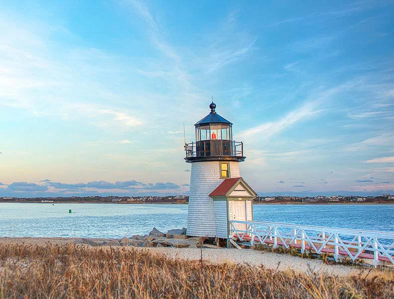 Brant Point Lighthouse, nantucket